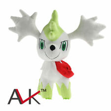 "SHAYMIN Sky Form Pokemon Plush 10.6"" Soft Jakks Figure ""NEW"" gmuc"