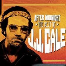 J.J. CALE AFTER MIDNIGHT The Best Of CD NEW