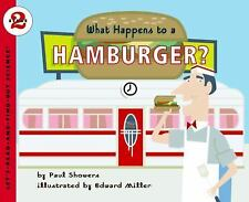 What Happens to a Hamburger? (Brand New Paperback) Paul Showers