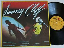 JIMMY CLIFF IN CONCERT THE BEST OF ORIG REPRISE REGGAE LP 1976 VG++
