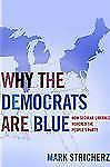 Mark Stricherz - Why The Democrats Are Blue (2007) - Used - Trade Cloth (Ha