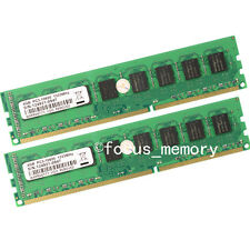 NEW 8GB 2X 4GB DDR3-1333 PC3-10600 PC 10600 240Pin DIMM Memory RAM Fr AMD CPU