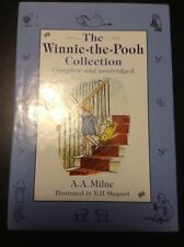 The Winnie-the-Pooh Collection Set , A A Milne (Complete And Unabridged)