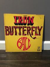 Iron Butterfly - Ball, Atco Records, SD 33-280
