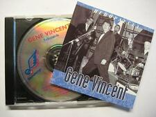 "GENE VINCENT ""BEBOPALULA"" - CD"