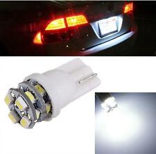 T10 W5W 168 194 2825 SMD12 LED Ampoule Xenon Feux BLANC Plaque Voiture Auto