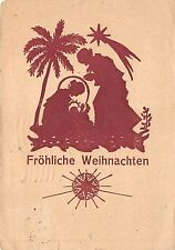 BG3737  weihnachten christmas baby jesus star germany  greetings
