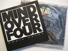 """MIND OVER FOUR """"EMPTY HANDS"""" - CD"""