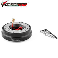 Ryanstar 6 Hole Thin Version Quick Release Racing Steering Wheel Hub Adapter