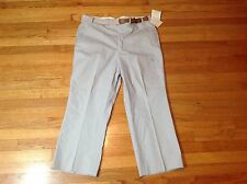 The Fox Collection Casual Khaki Pants Men's Size 38 NWT