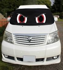 Toyota Alphard Vellfire Black Screen Cover Blind Camping Eyes Frost Protection