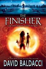 The Finisher by David Baldacci (2014, Hardcover)