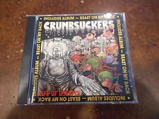 Beast On My Back/Life Of Dreams by Crumbsuckers (CD 1991) ORG Pressing RARE