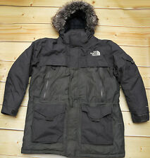 THE NORTH FACE MCMURDO 2 HYVENT DOWN insulated waterproof MEN'S COAT PARKA - XL
