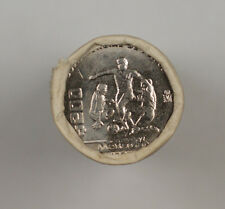 1986 Mexico $200 Pesos FIFA Soccer World Cup Commemorative Coin Roll OBW