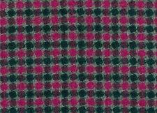 1670/44 Scottish Tweed Fabric 100% Wool Made In Scotland By The Metre