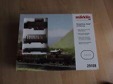 Märklin Startpackung 29108 in OVP, mit Diesel Lok DB- V60 1212