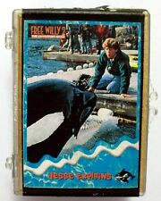 COMPLETE SET OF 90 TRADING KARTEN FREE WILLY II 1995 SKYBOX MINT (35)
