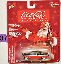 JOHNNY LIGHTNING WHITE LIGHTNING COCA COLA 1955 CHRYSLER C-300
