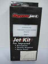 NEW DYNOJET STAGE 1 JET KIT 1999-2007 HONDA VLX600 SHADOW STREET BIKE DYNO POWER