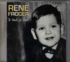 Rene Froger-K Heb Je Lief Promo cd single