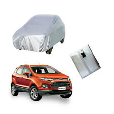 Indian Original Silver Matty Car Body Cover - Ford Ecosport