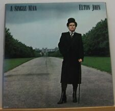 Elton John - A Single Man  *LP*CO*FOC*OIS*Lyrics*