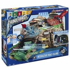 Thunderbirds Are Go Tracy Island Toy Playset With Funtions