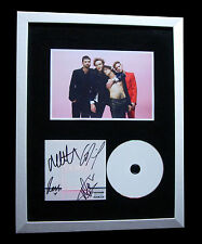 THE 1975+SIGNED+FRAMED+SOUND+SLEEP+BEAUTIFUL=100% AUTHENTIC+EXPRESS GLOBAL SHIP