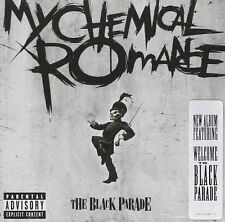 MY CHEMICAL ROMANCE - THE BLACK PARADE: CD ALBUM (2006)