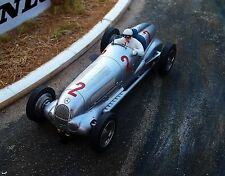 Probuild 1/32 SLOT CAR MERCEDES W125 c1937 Italiano GP # 2 carraciola vincitore M / B