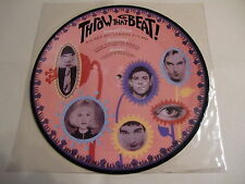 """Throw That Beat / Let Me Sit Next To Iwie . Rare 10"""" Vinyl Picture Disc !!"""