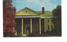 ca.1950's postcard -Knutti Administration Hall, Shepherd College, West Virginia