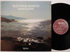 DELME QUARTET Bliss String Quartets HYPERION LP A66178 NM