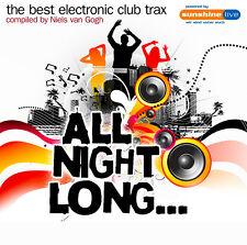 CD Best Electronic Club Trax d'Artistes divers 2CDs