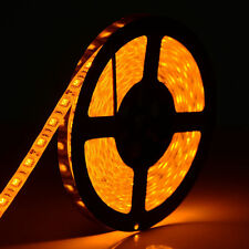 Yellow 5M Waterproof 300 LED 5050 SMD Flexible LED Light Lamp Strip DC 12V