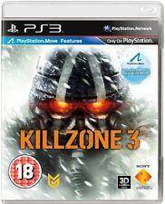 NEW - Killzone 3 - Move Compatible (PS3) 0711719148586