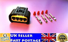 4 pin Denso Ignition Coil Plug Connector 90980-11885 Toyota Camry Corolla Rav4