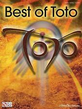 Best of Toto (2009, Paperback)