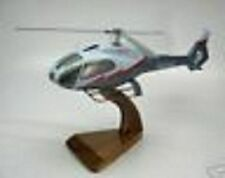 EC-130 Ecureuil Eurocopter Helicopter Wood Model Small New