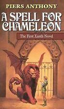 Xanth: A Spell for Chameleon 1 by Piers Anthony (1987, Paperback)