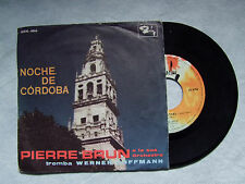 """PIERRE BRUN""""NOCHE DE CORDOBA /MASHED POTATOES -disco 45 giri BARCLAY"""""""