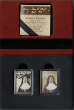 Coin 2010 Australia Mary MacKIllop 1/2oz silver ingot & stamp pair choice in box