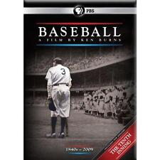 Baseball A Film by Ken Burns ~ BRAND NEW 11-DISC DVD SET (US ORIGINAL RELEASE)