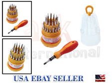 High Qualtiy 30 in 1 Precision Repair Screwdriver Tool Set( Chrome Alum Steel)
