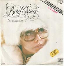 "1188  7"" Single: Betty Missiego - Su cancion / Contrastes"