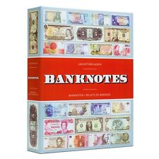 Leuchtturm Album BANKNOTES for 300 banknotes, with 100 bound sheets 347951
