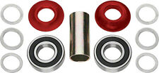 PROFILE RACING SPANISH BOTTOM BRACKET RED 19MM BMX CRANK BEARING KIT
