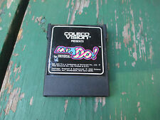 Vintage Atari-Coleco Vision Mr. DO Game