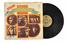 "The Association - Classic Folk Rock Band - Autographed ""Inside Out"" Record Album"